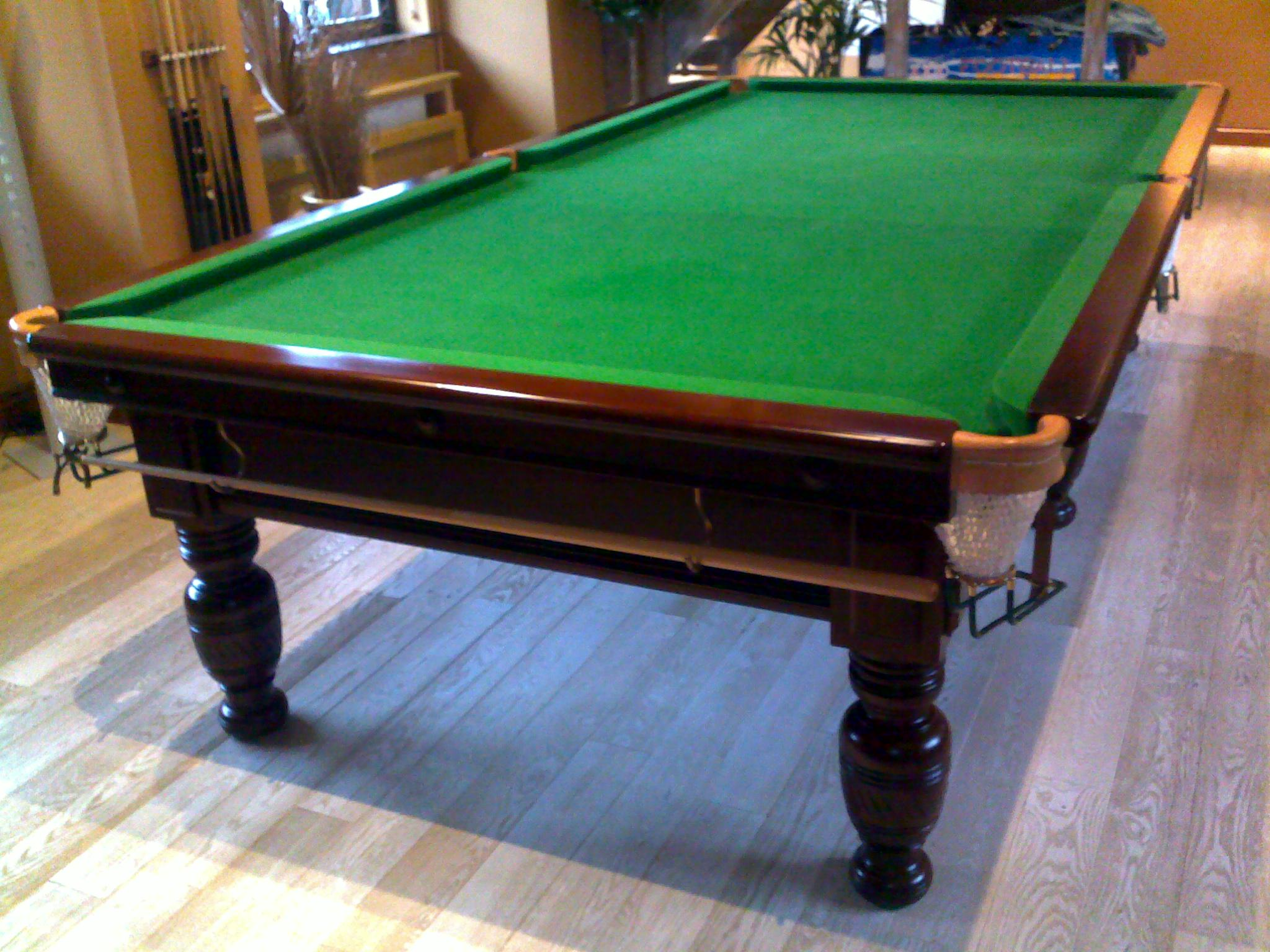 The gallery bwl sports for 10ft snooker table