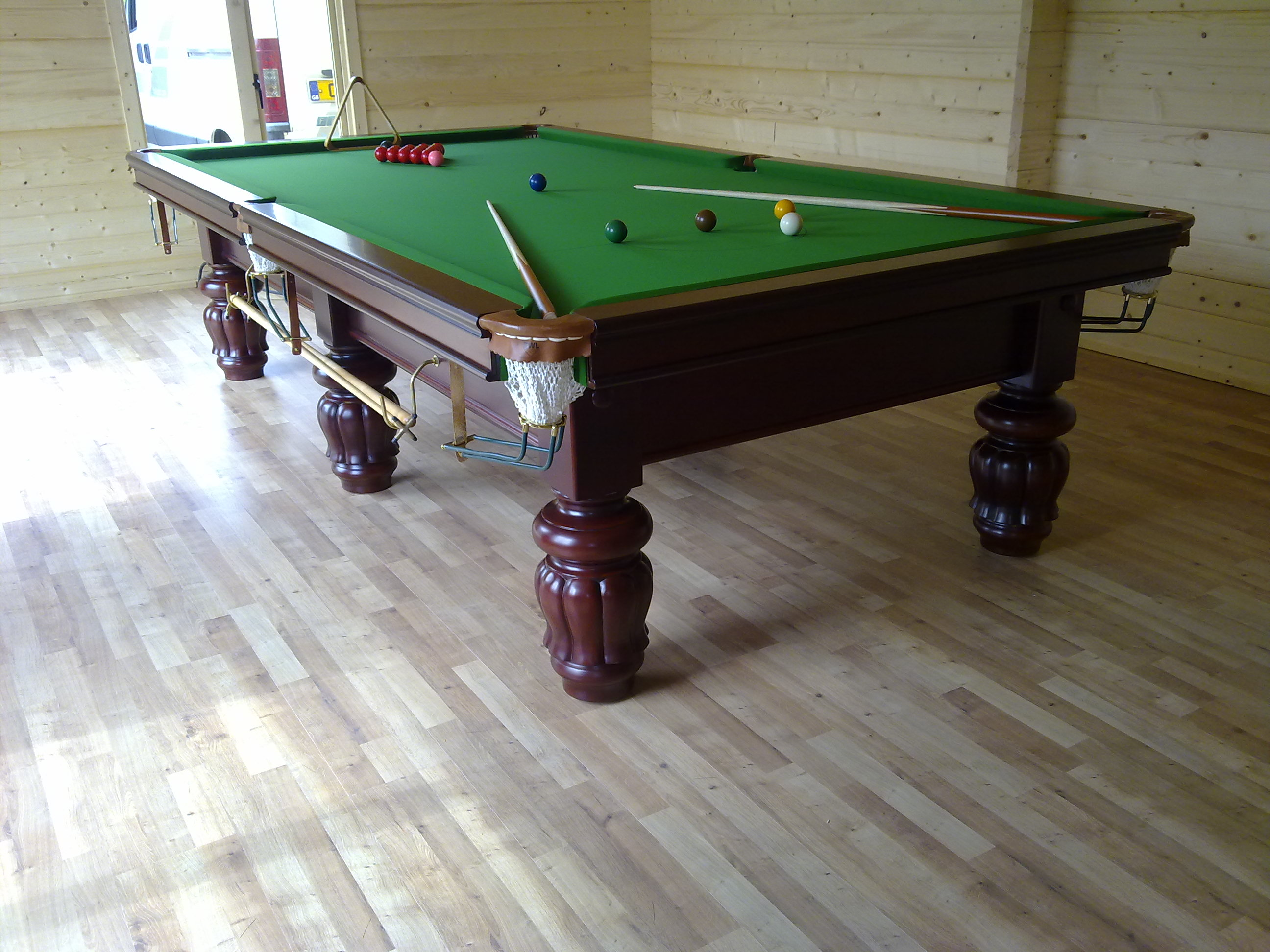 12ft Snooker Dining Table Alasweaspire