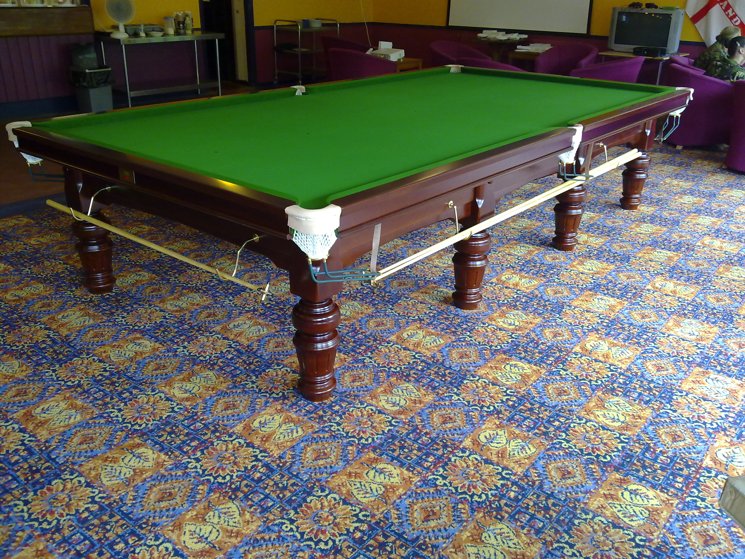 The gallery bwl sports for 12ft snooker table for sale uk