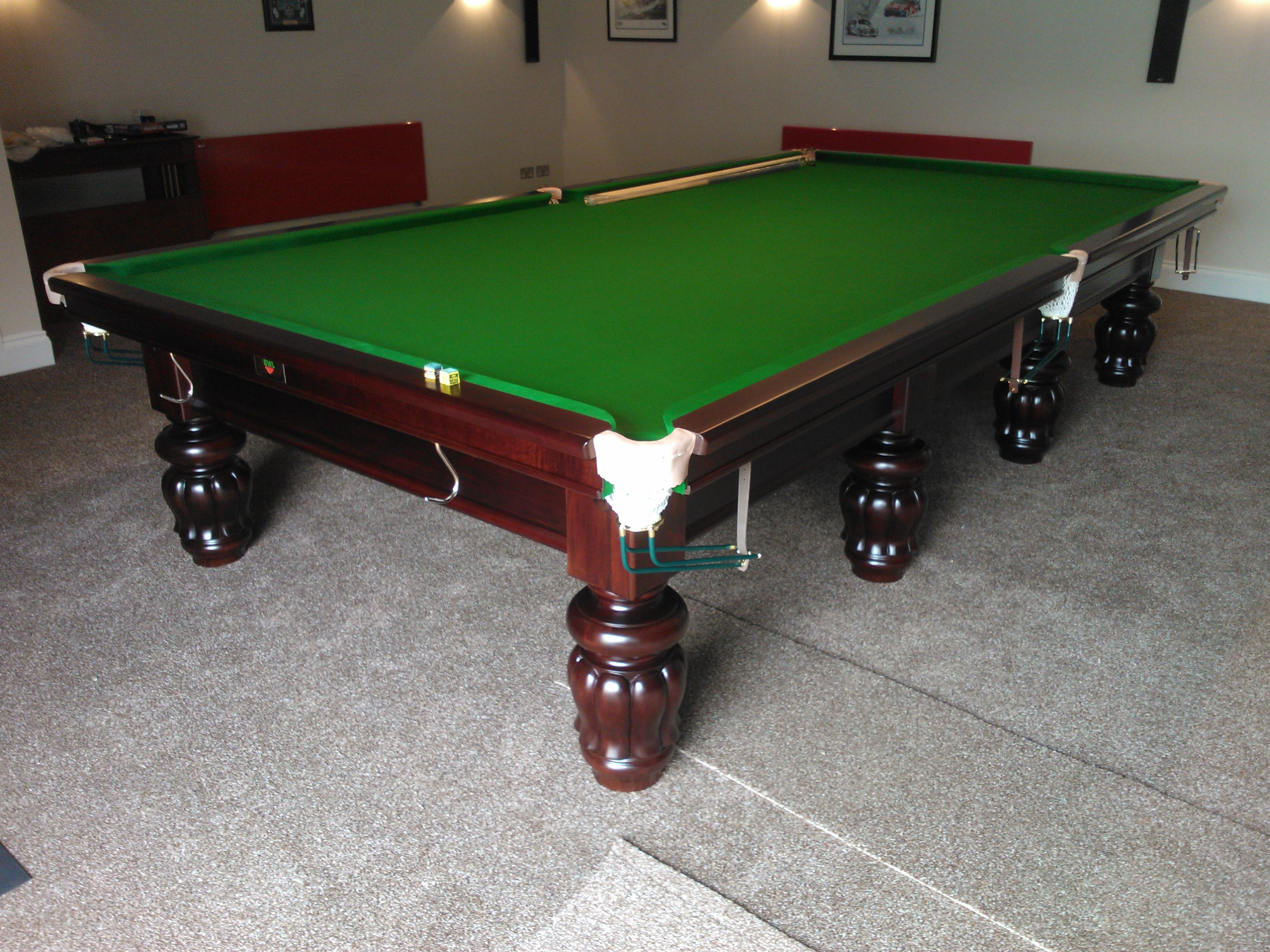 100 Dining Room Billiard Table Steel Pool